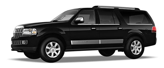 Luxury SUV Limousine Service