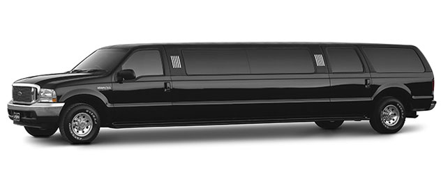Vancouver Luxury Stretch SUV Limo