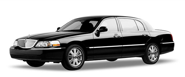 Luxury Limo Town Car
