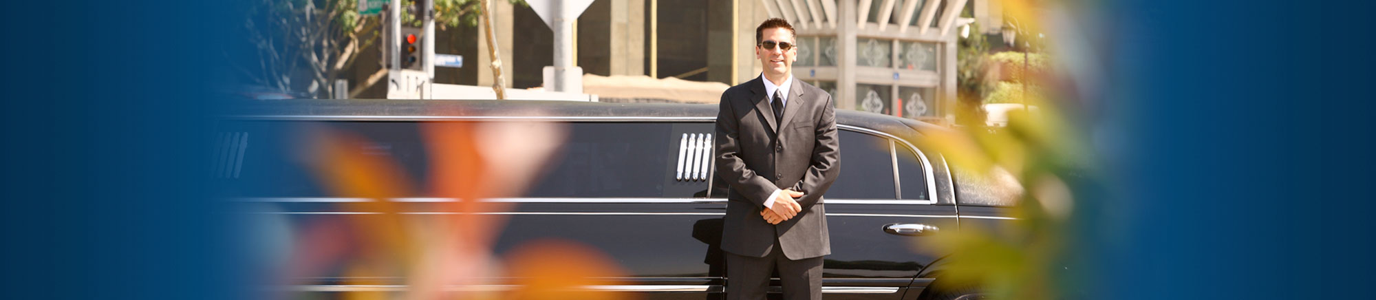 Pacifica Professional Limousine Chauffeur