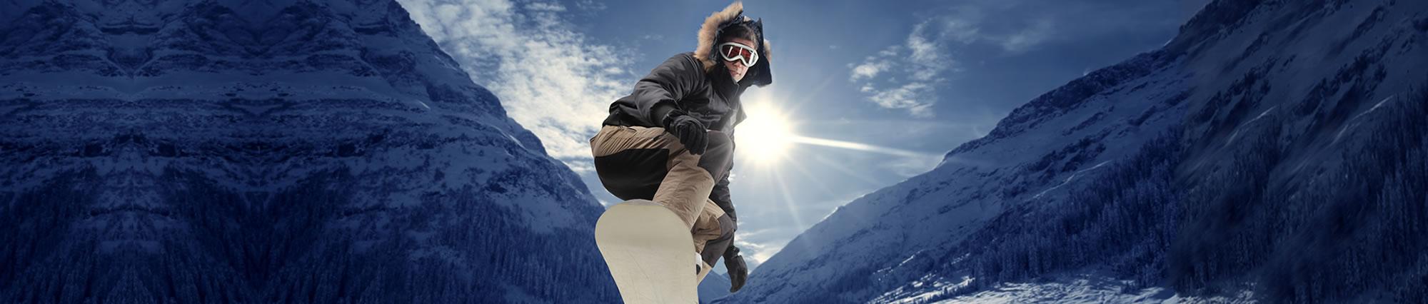 Whistler Mountain Snowboarding